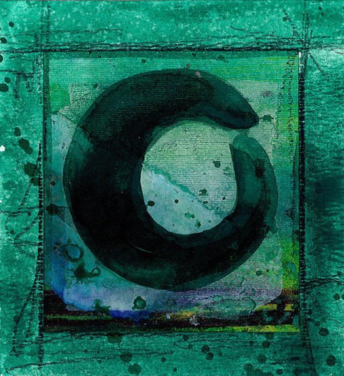 Zen Circle No. 20 - Image 0
