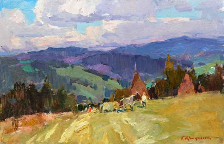 Carpathian mountains -