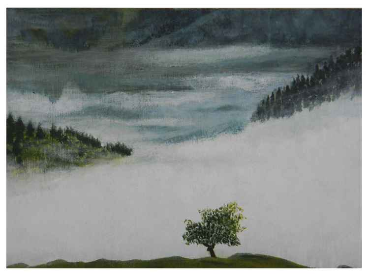 Tree of solitude 1 -