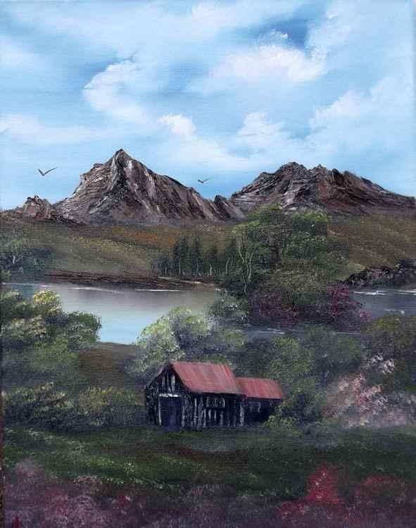 Mountains Of Awe (Sold)