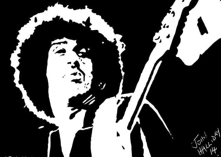 Phil Lynott, Thin Lizzy.