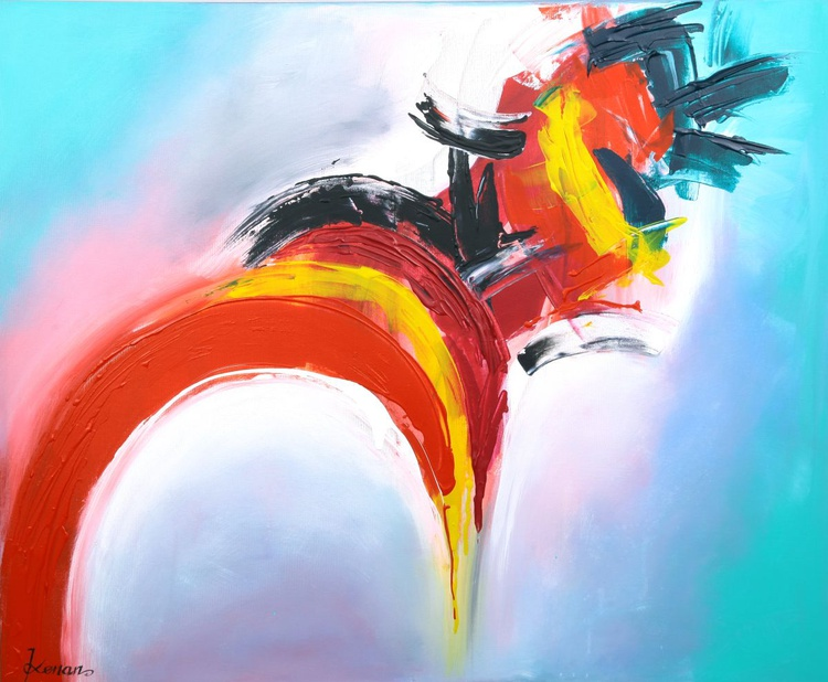 Dance of colours - Image 0
