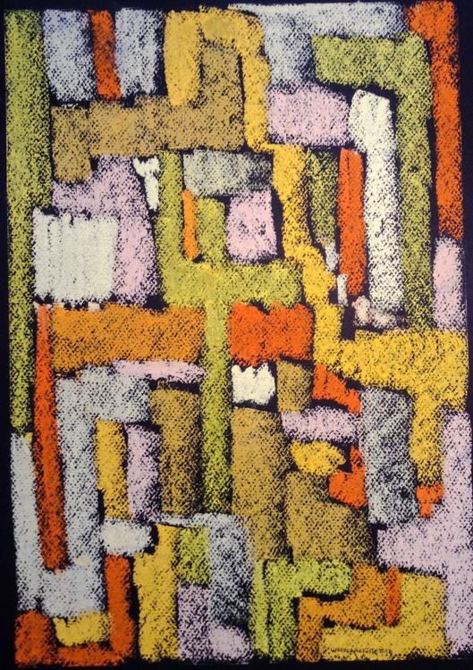 abstract V - Image 0