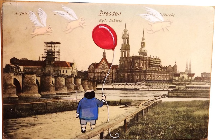 When Pigs Flew Over Dresden - Image 0