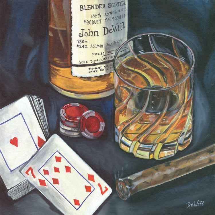 Scotch and Cigars 4 -