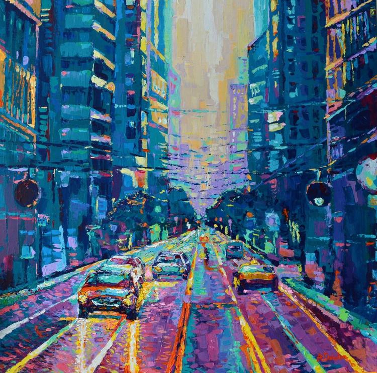 "NEW!""Streets of San Francisco"" - Image 0"