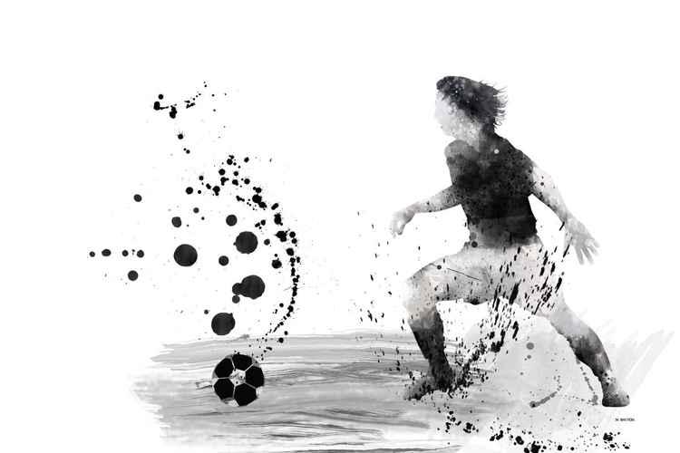 Soccer Player 8 -