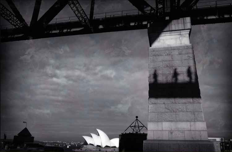 Sydney Harbour Bridge -