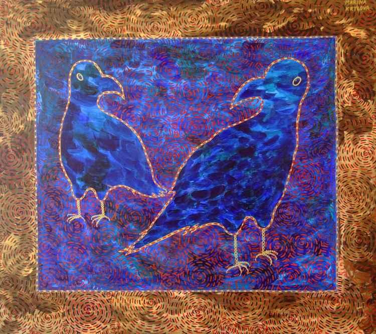 The Bluebirds -