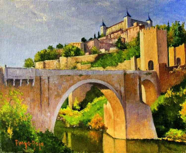 Alcantara Bridge -