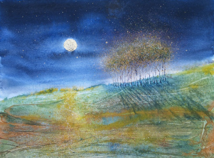 Autumn Moonlight - Image 0