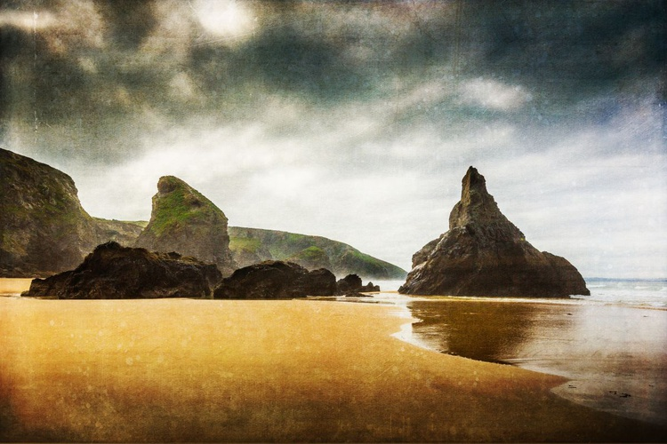 Bedruthan Steps, Cornwall - Image 0