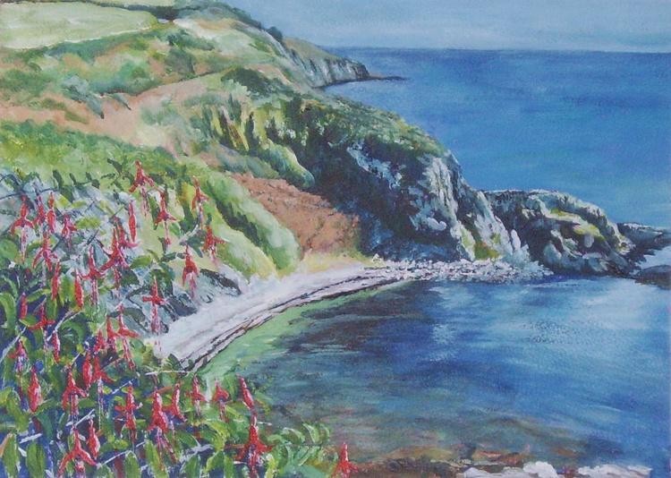 Marine Drive near Port Soderick - Isle of Man - Image 0