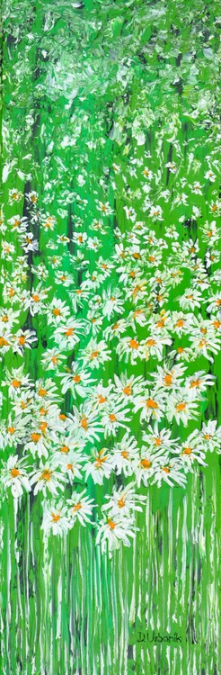 Daisies In The Grass - Image 0