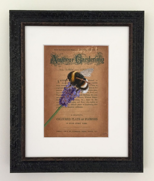 The Gardener's Friend - framed - Image 0