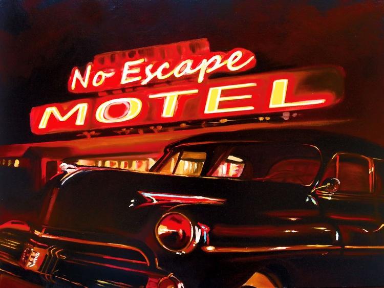 no escape motel - Image 0