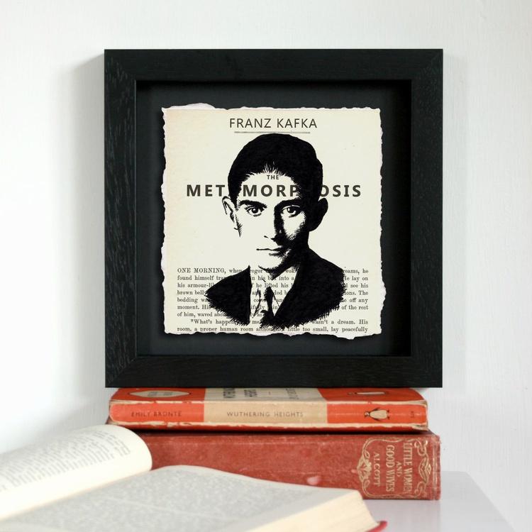 The Metamorphosis (Framed) - Image 0