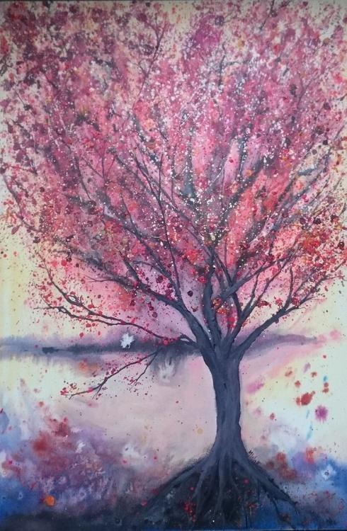 Blaze of Glory (The Red Tree) - Image 0