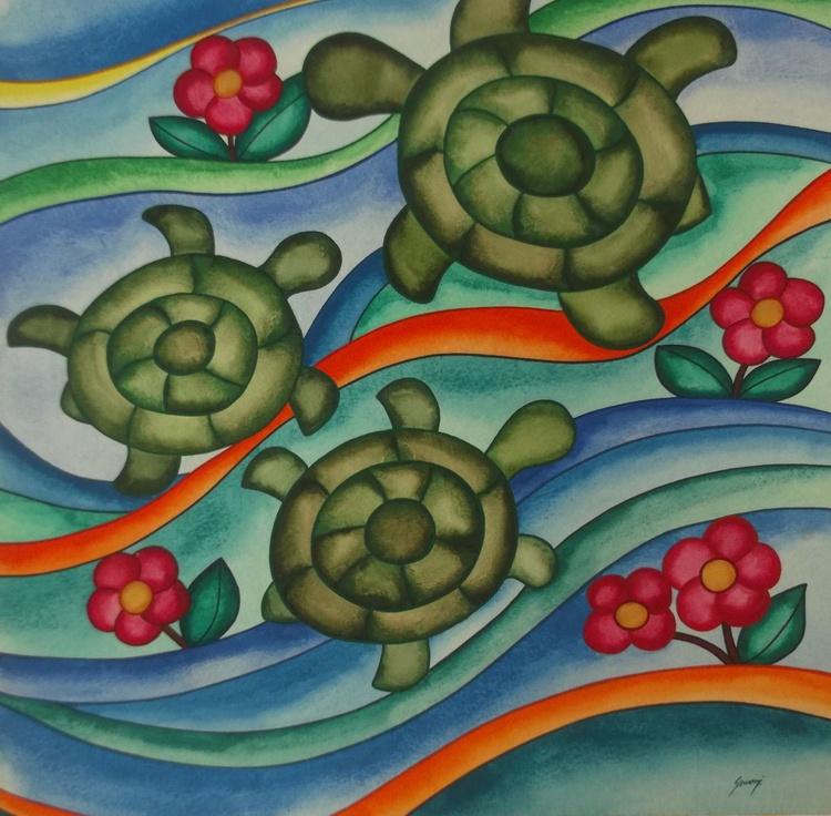 Turtles - Image 0