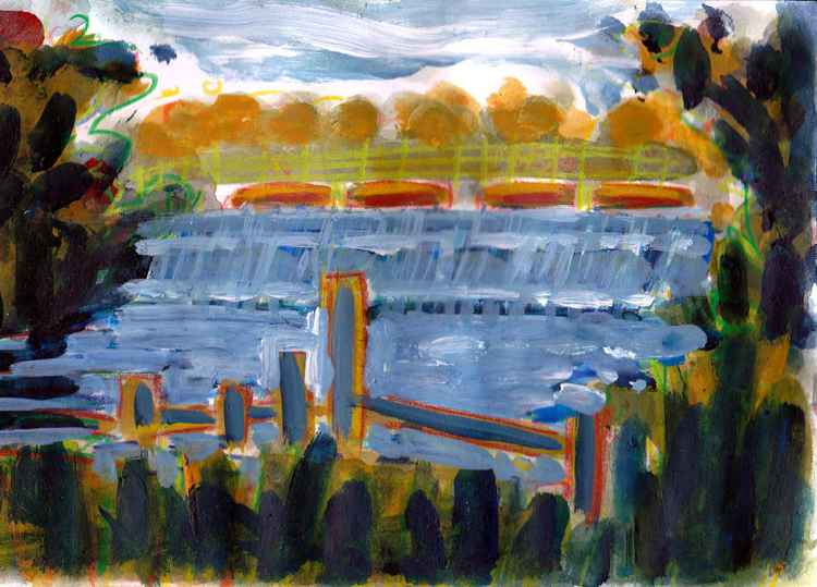 The Weir, Water Newton