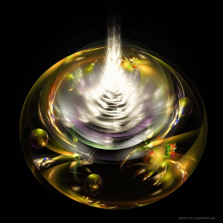 The yellow bubble - Image 0