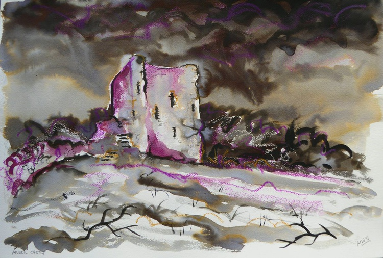 'Peveril Castle' - Image 0