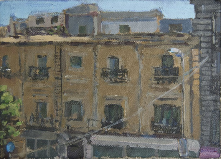 balcony view - Palermo - Image 0