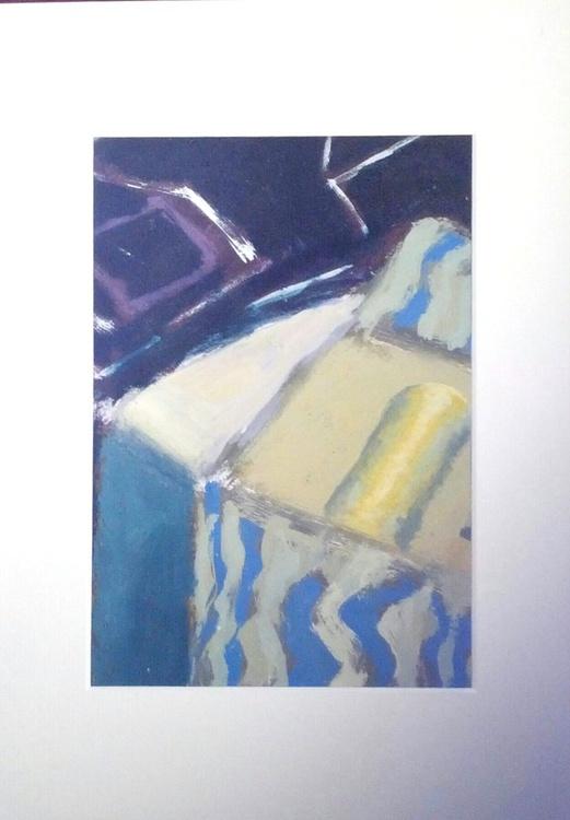 Seventeen - in 24 x 33 cm Frame - Image 0