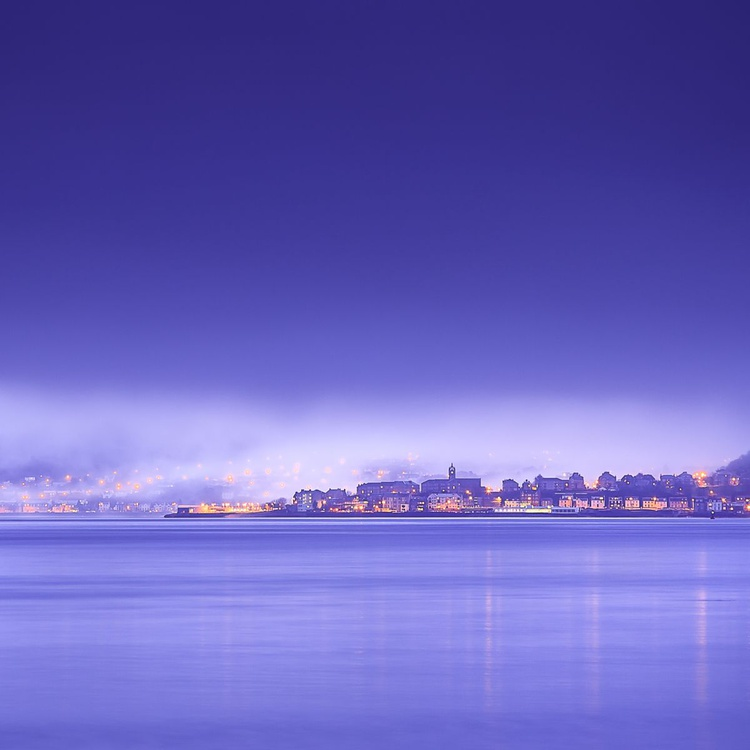 Foggy Day on the Clyde - Image 0
