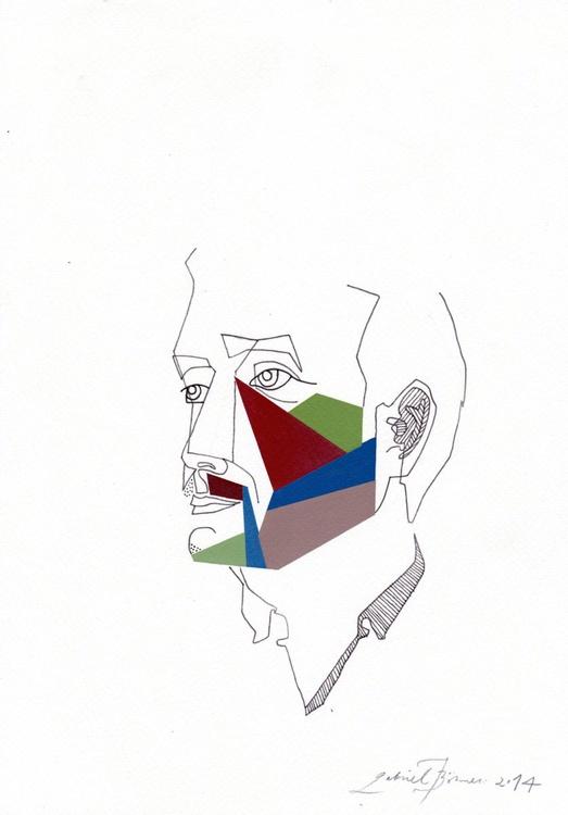Portrait With Colours - Image 0