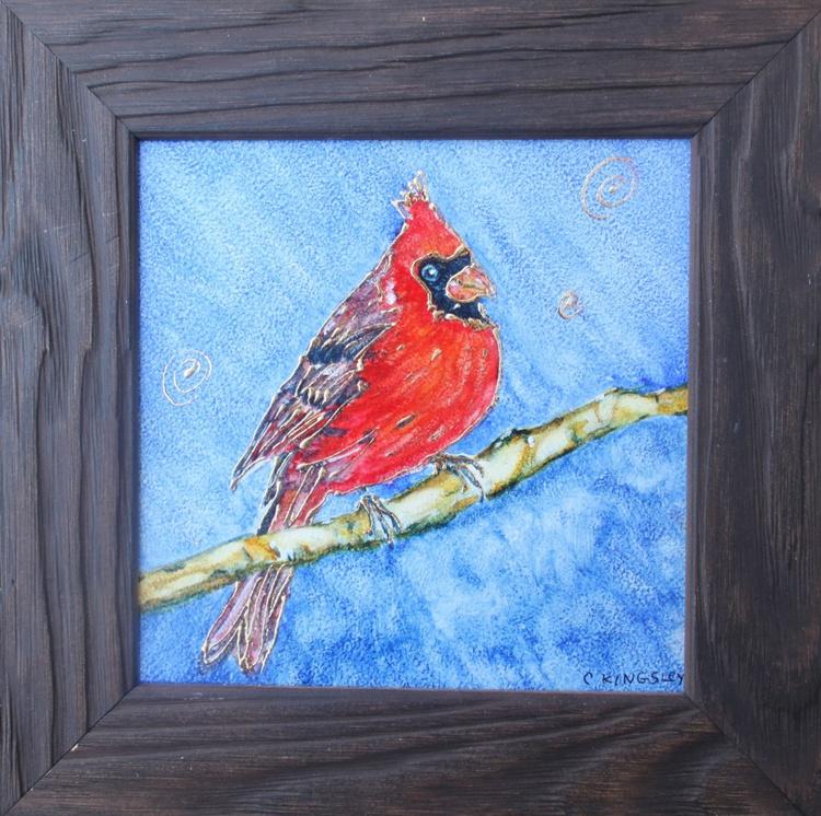 Elegant Cardinal - Image 0