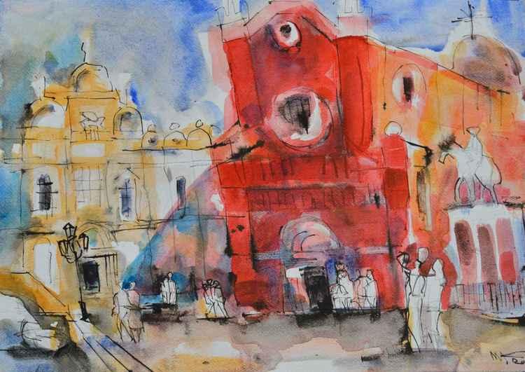 Venice Scuola San Marco