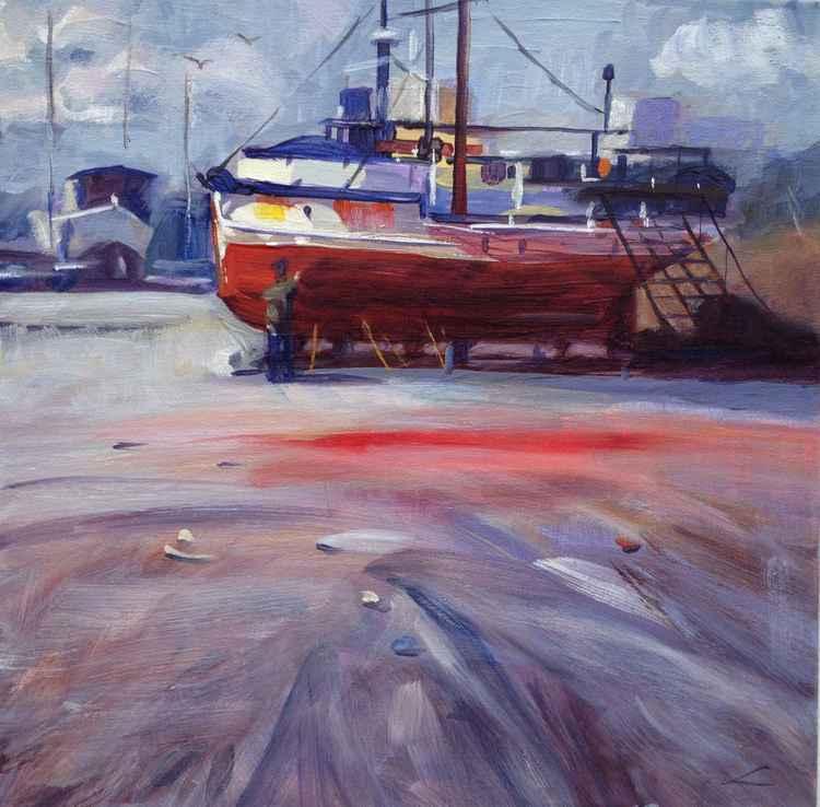 Boats repair -