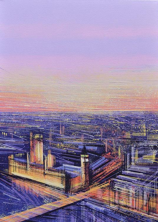 Dusk Over Westminster - Image 0