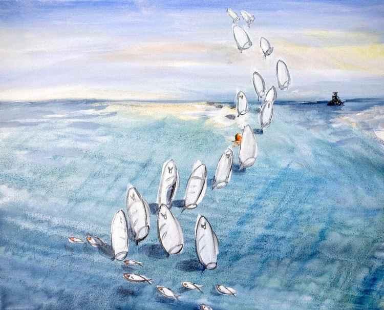 Ospreys Away -