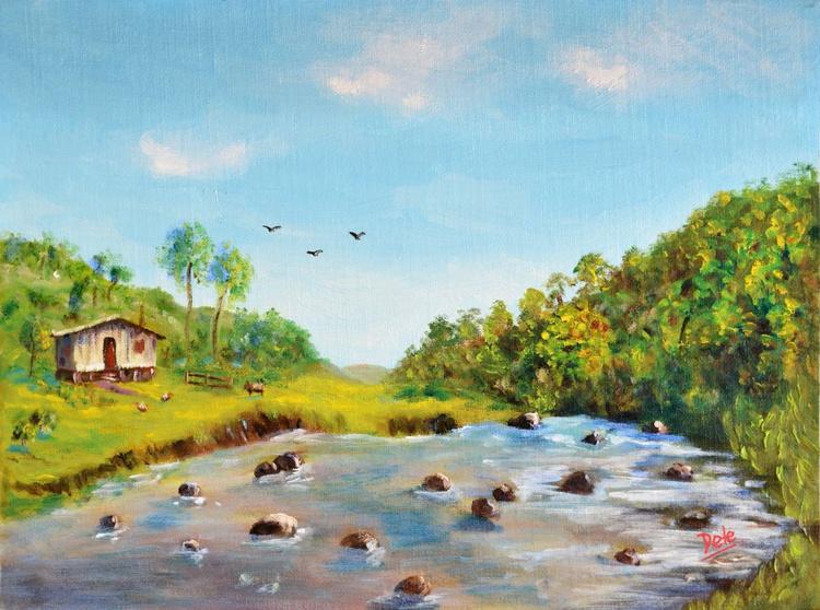Rural Hut - Image 0
