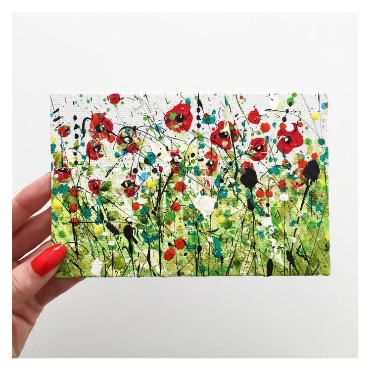 Tiny Poppies - Image 0