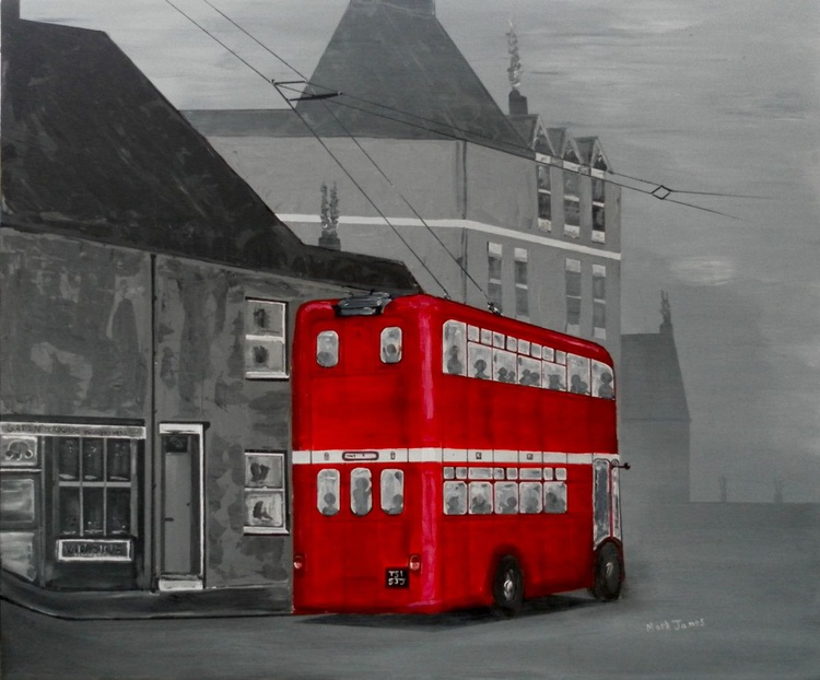 The Big Red Bus - Image 0