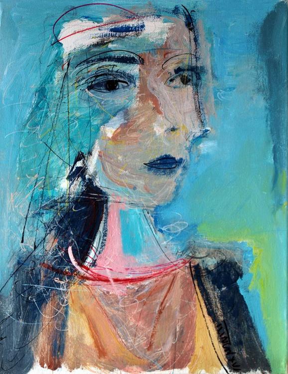 Little face (7) - a post-Picasso comment - Image 0