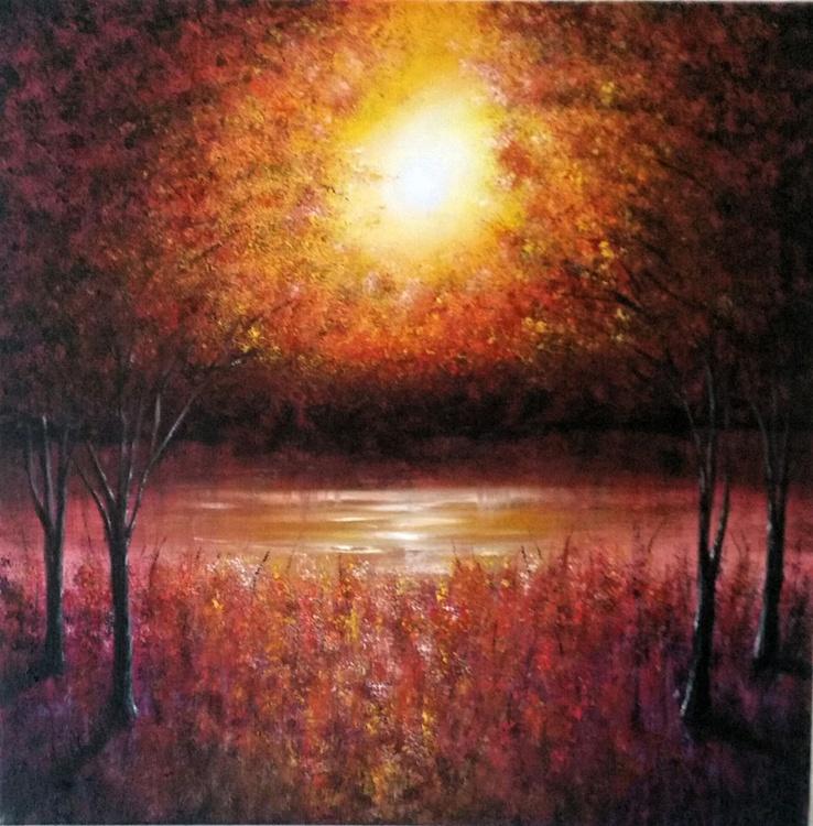 Magenta lake - Image 0