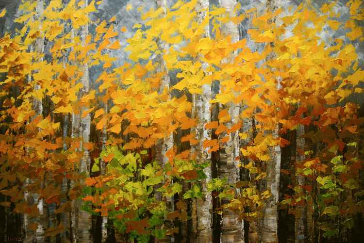 """Umber Woodlands"" -"