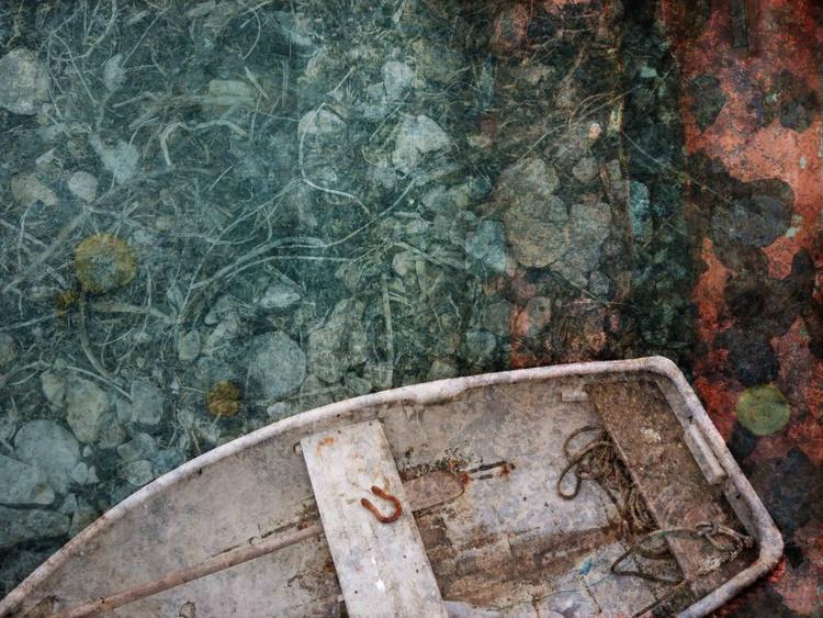 little fishing boat - Image 0