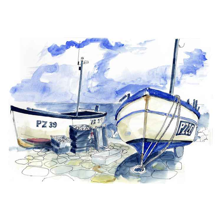 Cornish Boats -