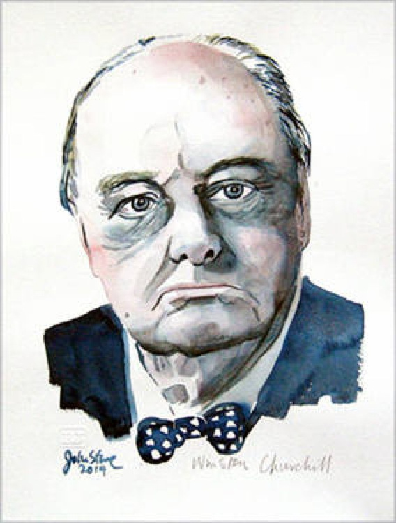 WINSTON CHURCHILL - Image 0