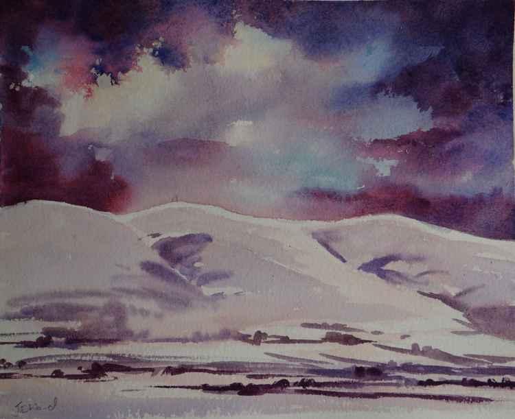 Winter sky -