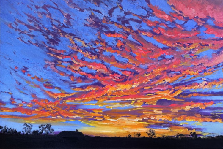 Summer Sunset - Image 0