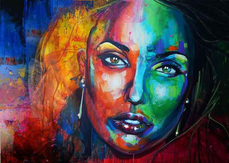 """Melancholia"" Angelina Jolie tribute"