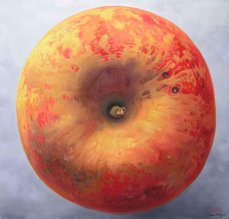 apple planet---Hot Jupiter B