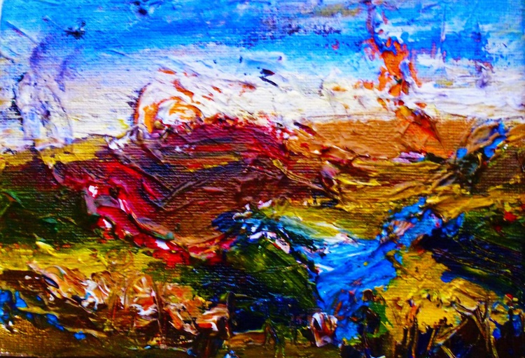 Wind on Rippator, Dartmoor - Image 0