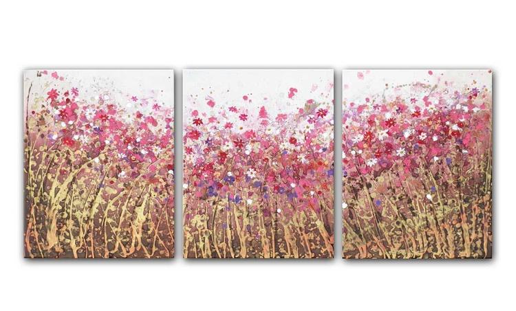 Pink Floral Explosion - Image 0